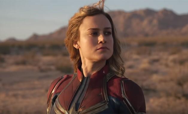 Captain Marvel Studios Brie Larson Iron Man Captain America