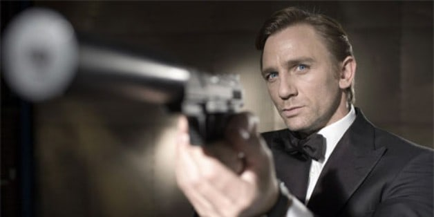 Daniel Craig James Bond Eclipse Bond 25