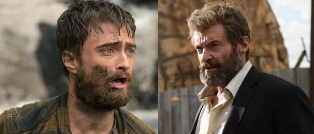 Daniel Radcliffe Wolverine Deadpool Hugh Jackman Harry Potter