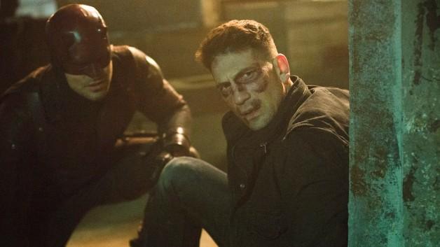Daredevil Punisher Netflix