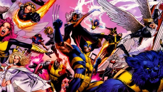 Disney Plus 21st Century Fox X-Men 143