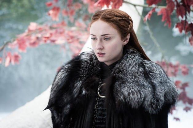 Game of Thrones Sophie Turner Sansa
