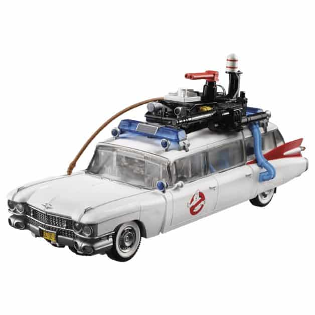 Ghostbusters Ectotron ECHO-1 Transformers