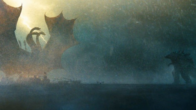 Godzilla King Of The Monsters Poster New Look At Mot...
