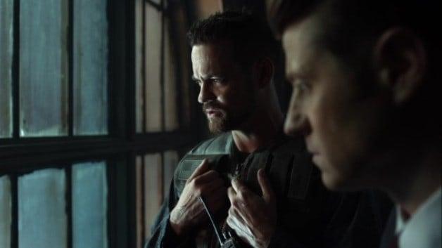 Gotham Shane West Mr. Freeze Bane
