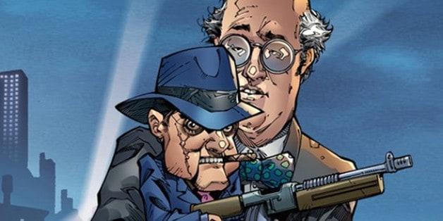 Batman Gotham Ventriloquist Scarface
