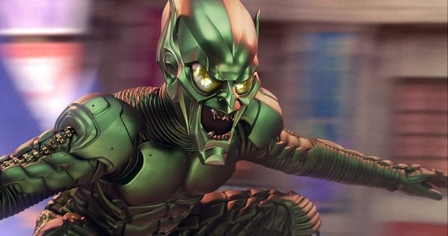 "Willem Dafoe Had ""Fun"" Playing Green Goblin In Sam Raimi's ..."