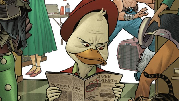 Howard The Duck Marvel MODOK