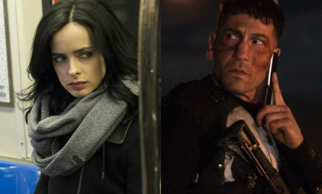 Jessica Jones' & 'The Punisher' Not Expected To Return At Netflix