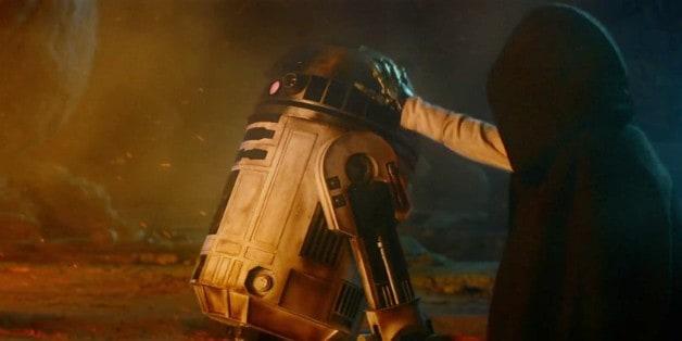 Jimmy Vee R2-D2 Star Wars Episode IX