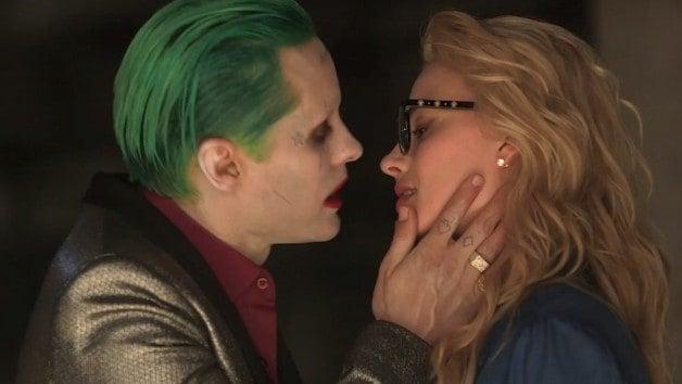 Jared Leto Joker Harley Quinn Birds of Prey Margot Robbie