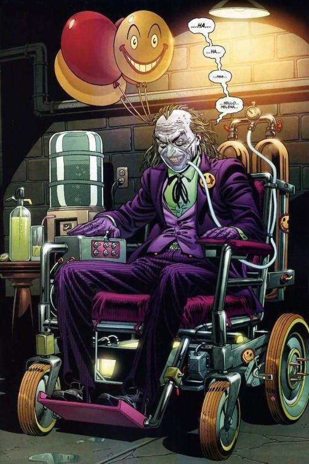 Cameron Monaghan Joker Jeremiah Gotham