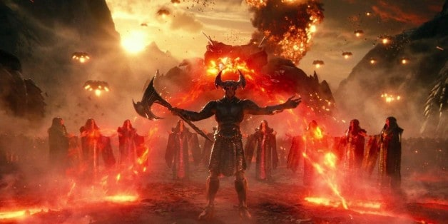 Justice League Steppenwolf Apokolips Zack Snyder