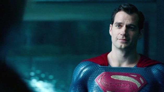 Justice League Superman Henry Cavill