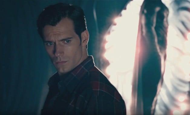 Justice League Batman v Superman Henry Cavill Darkseid Injustice