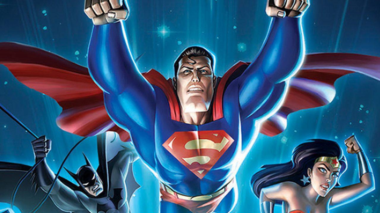 Justice League Vs The Fatal Five Release Date Box Art Revealed