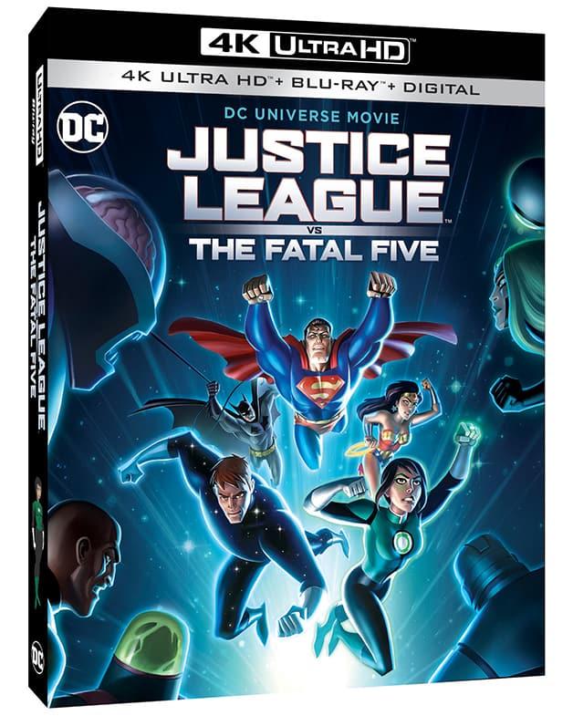 Justice League vs. The Fatal_Five