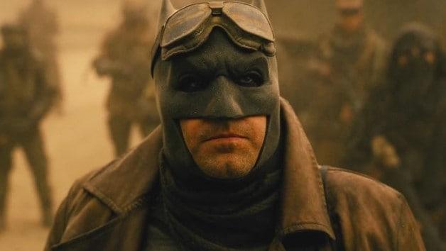 Knightmare Batman Ben Affleck Zack Snyder Dawn of Justice