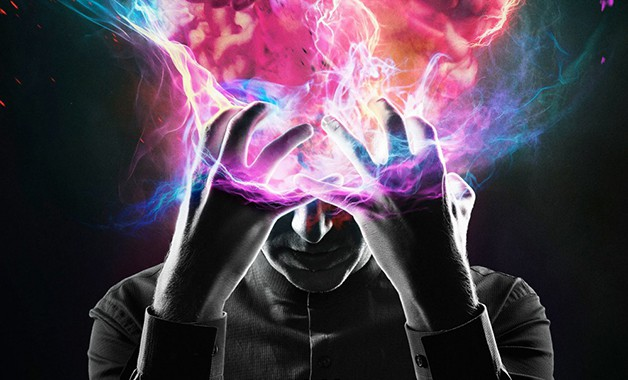 PROFESSOR X and GABRIELLE HALLER Cast for FX's LEGION