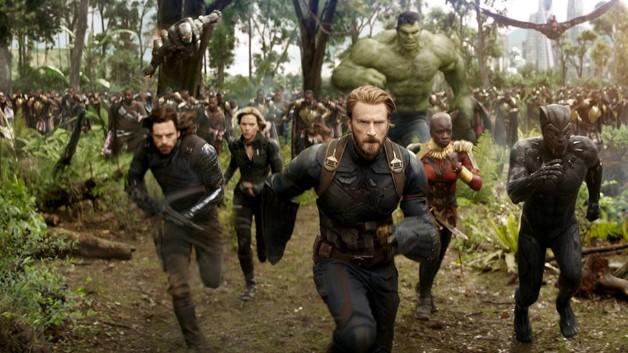 Marvel Avengers Endgame Edit