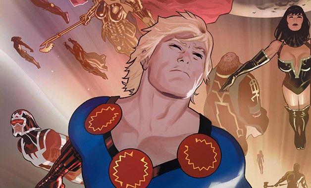 Marvel The Eternals Kevin Feige