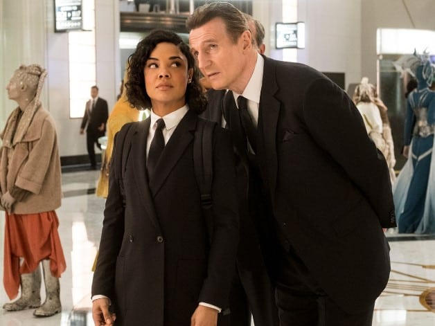 Men In Black International Liam Neeson