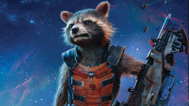 Guardians of the Galaxy James Gunn Rocket Raccoon Bradley Cooper Avengers Endgame