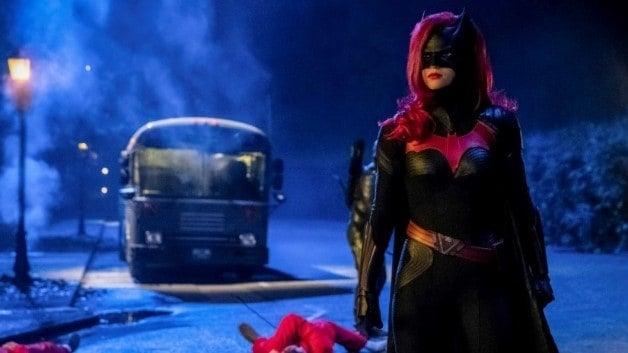 Ruby Rose Batwoman Batman The CW