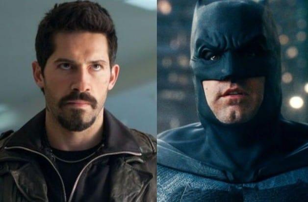 Scott Adkins Ben Affleck Batman DCEU
