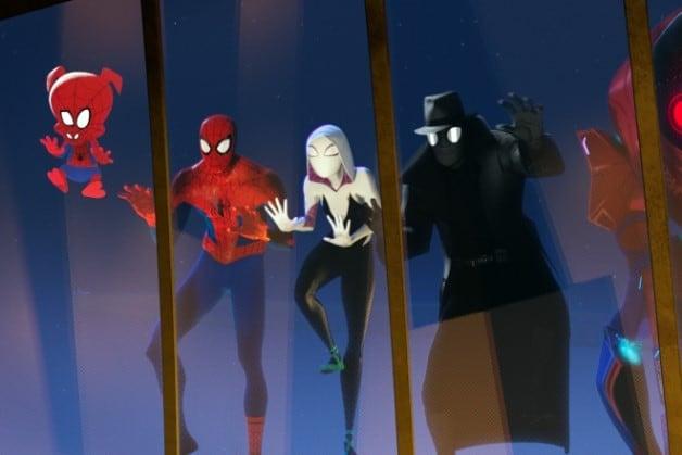 Spider-Man Into the Spider-Verse Marvel Dan Slott