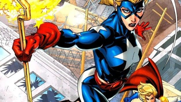 Stargirl DC Universe Casting