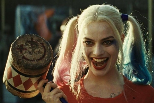 Suicide Squad Harley Quinn Margot Robbie James Gunn Supergirl Flash