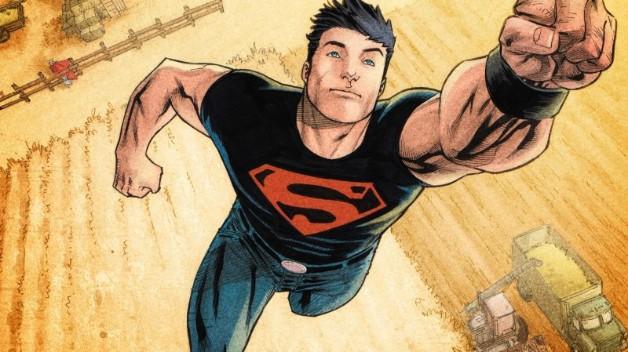 Superboy Titans Joshua Orpin