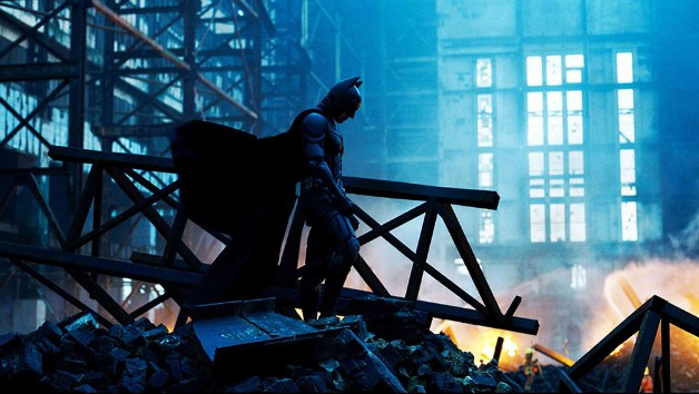 The Dark Knight Hans Zimmer Christopher Nolan IMAX
