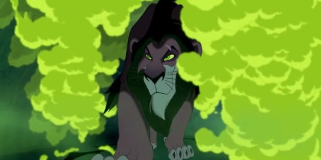 The Lion King Scar Be Prepared Disney