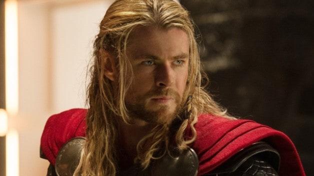 Thor Chris Hemsworth Avengers Endgame