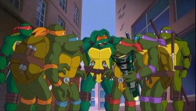 Turtles Forever Teenage Mutant Ninja Turtles Netflix Nickelodeon