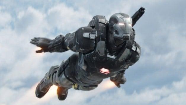 War Machine Avengers Endgame Marvel Infinity War Don Cheadle