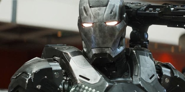 War Machine Avengers Endgame Rhodey