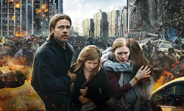 World War Z David Fincher Paramount