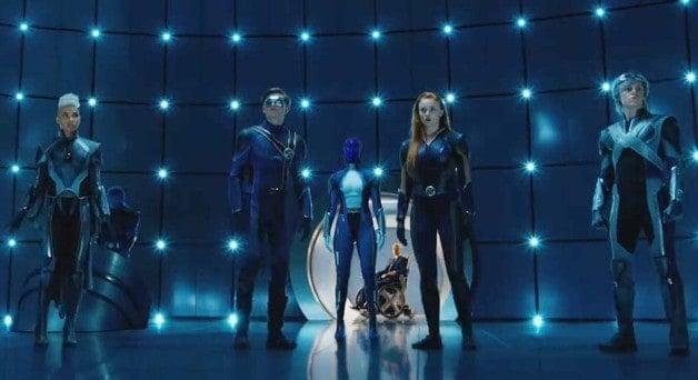X-Men Dark Phoenix Jennifer Lawrence Mystique Avengers: Endgame Mutants Thanos
