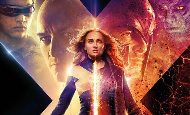 X-Men Dark Phoenix Marvel Fox MCU