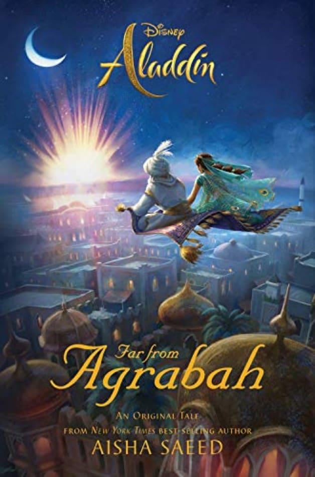 Aladdin Mena Massoud Naomi Scott