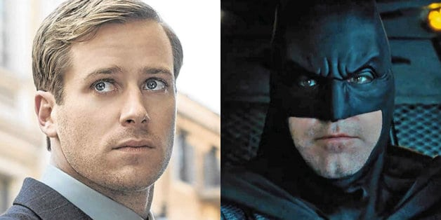 Matt Reeves Ben Affleck Armie Hammer Batman