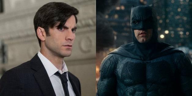 Batman Wes Bentley Ben Affleck Matt Reeves
