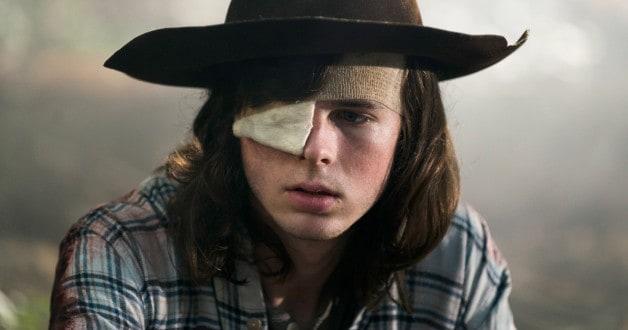 The Walking Dead Chandler Riggs AMC