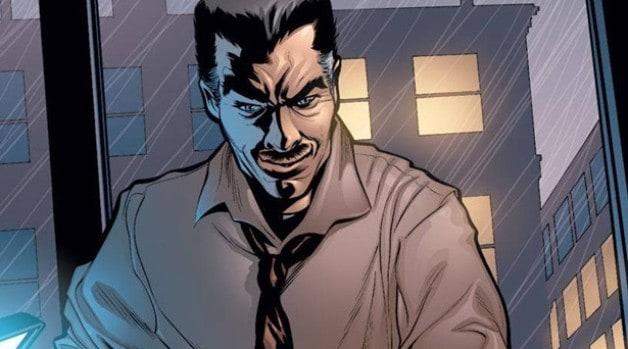 J. Jonah Jameson Spider-Man Terry Crews