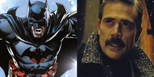 Jeffrey Dean Morgan Ben Affleck Batman