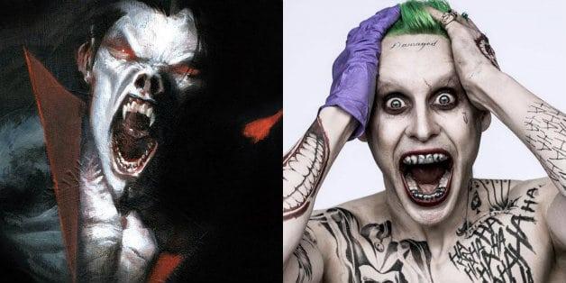 Jared Leto Joker Morbius Spider-Man Avi Arad Marvel Studios Sony Pictures