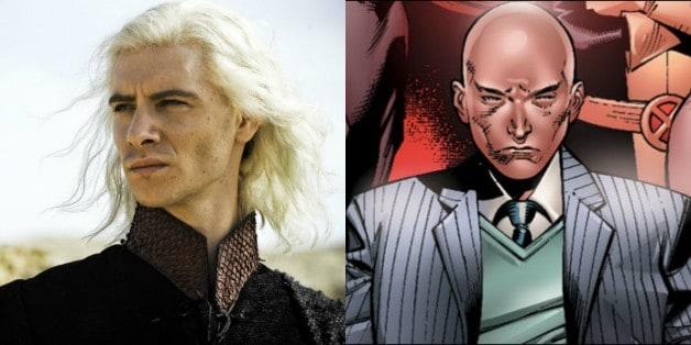 Legion Professor Xavier Harry Lloyd